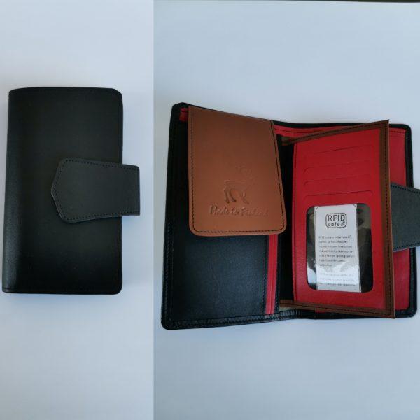 Iso musta lompakko