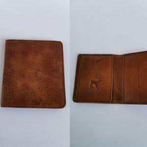 Pieni lompakko vahapintainen