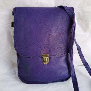 Olkalaukku violetti